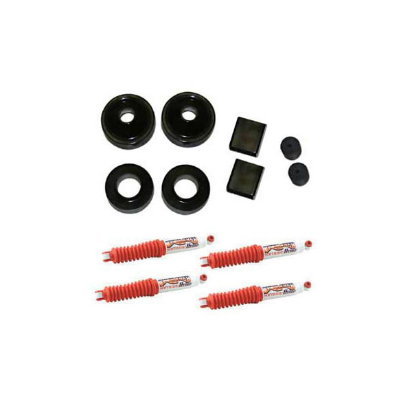 POLY VALUE KIT WITH HYDRO SHOCKS