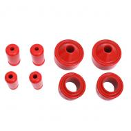 COIL SPRING INSULATOR KIT 07 JK 2 LIFTHeavy duty polyurethane 2-inch coil spring isolator lift kit. Includes extended Bump stops. An inexpensive way to give your JK a more aggressive stance and increased tire size!  aggressive stance and increased tire size!                          Replaces: 1-1708Made in USAUPC: 804314160449Label: COIL SPRING ISULATOR 2 LIFT JK