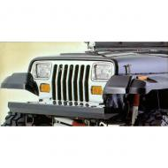 BUMPER ROCK CRAWLER FRONT 87-95 YJ, 97-06 TJ