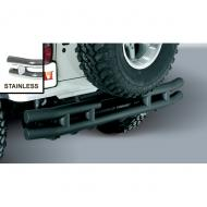 REAR TUBE BUMPER, 87-06 JEEP WRANGLER/UNLIMITED