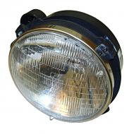 HEADLIGHT ASSEMBLY LH TJReplaces: 55055033ACMade in USAUPC: 804314142421Label: 12402.03 HEADLAMP ASM LH TJ