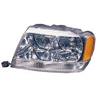 HEADLIGHT LH WJ LIMITED