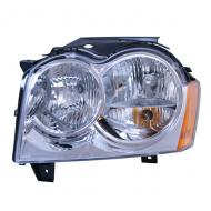 HEADLIGHT ASSEMBLY LH WK 05-07