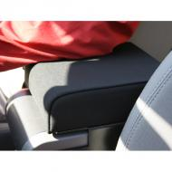 ARMREST PAD BLACK NEOPRENE JK 07-08