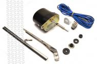 12V Electric Wiper Kits. Includes: Motor, Arm and Blade.