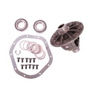 DIFFERENTIAL CASE ASSEMBLY KIT 01-03 TJ REAR DANA 44 3.73DIFF Case Assembly Kit 2001-03 TJ Rear D44 3.73 Spicer brand stock replacement. Includes case, bearings, shims and bolts.                             Replaces: 707021-1XMade in USUPC: 804314147266Label: 16503.65 DIFF CASE KIT R D44