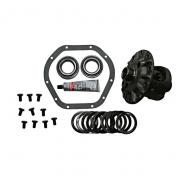DIFFERENTIAL CASE ASSEMBLY KIT 00-03 WJ REAR DANA 44Spicer brand stock replacement. Includes case, bearings, shims and bolts.                              Replaces: 5019855AAMade in USAUPC: 804314134037Label: DIFF CASE ASY R D44 WJ 00-03