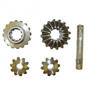 SPIDER GEAR KIT DANA 25/27Replaces: 926544Made in INDIAUPC: 804314016708Label: 16507.01 SPIDER GEAR KT D25/27