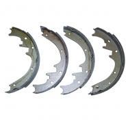SHOE BRAKE REAR 10-INCH XJ 94-01, ZJ 94-98, GENUINE BENDIXReplaces: BN670Made in USAUPC: 804314161828Label: SHOE BRAKE REAR 10IN 94-01 X/Z