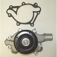 WATER PUMP ZJ V8Replaces: 53020280Made in USAUPC: 804314055417Label: 17104.17 WATER PUMP ZJ V8