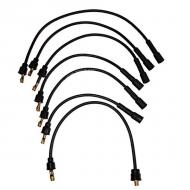 WIRE SET IGNITION 226Replaces: 908614Made in USAUPC: 804314015008Label: 17245.07 WIRE SET IGN 226
