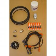 TUNE UP KIT 6 CYLINDER 72-73Replaces: TUK-109Made in USAUPC: 804314111083Label: 17257.79 TUNE UP KIT 6CL 72-73