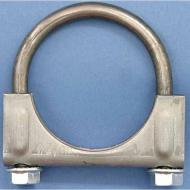 CLAMP EXHAUST 2 INCHReplaces: 35408Made in USAUPC: 804314003975Label: 17620.06 CLAMP EXH 2-INCH
