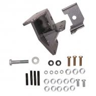 HD STEERING BOX MOUNT CJ 76-86This overbuilt mounting system eliminates the two piece original equipment version that is prone to fatigue and cracking. With this mount, we have integrated a clamshell frame plate eliminating any potential weak points. Each kit is complete with integrated a clamshell frame plate eliminating any potential weak points. Each kit is complete with all hardware and installation instructions. This is the last steering box mount you'll ever need to buy!                      Replaces: 18003.10Made in CHINAUPC: 804314123611Label: HD STEERING BOX MOUNT CJ 76-86