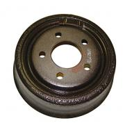 These are rear brake drums that measure 9 inch x 2.5 inch. They are specific for the Dana 35 axle on the following vehicles: