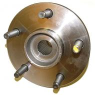 Brand New Front Axle Hub Assembly. This will fit the 1999-2004 Jeep Grand Cherokee WJ.