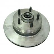 These are front brake rotors, they are specific for the following vehicles:  1986-1993 Jeep Cherokee XJ (2WD)