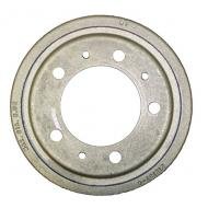 """Front or Rear Brake Rotors - These are 9"""" rotors and are an excellent replacement option. These will fit all Jeep CJ models from 1948-1965."""