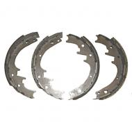These are 10 inch Rear Brake Shoes. These are specific for the Dana 44 Rear Axle and are an excellent replacement option. They will fit the following vehicles:  1987-1992 Jeep Wrangler YJ (Dana 44) 1984-1989 Jeep Cherokee XJ (Dana 44)
