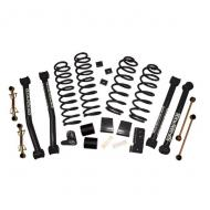 LIFT KIT 4 INCH, WITHOUT SHOCKS JK WRANGLER UNLIMITED